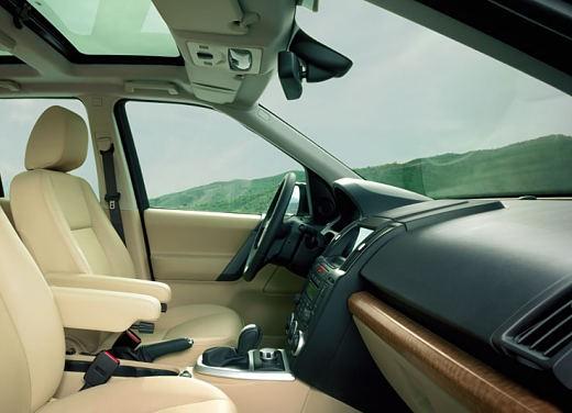 Land Rover nuova Freelander – Test Drive - Foto 19 di 47