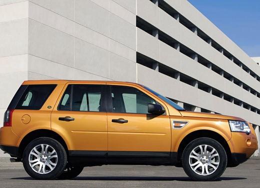 Land Rover nuova Freelander – Test Drive - Foto 20 di 47