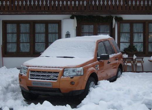 Land Rover nuova Freelander – Test Drive - Foto 35 di 47