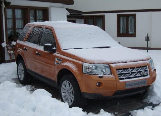 Land Rover nuova Freelander – Test Drive - Foto 36 di 47