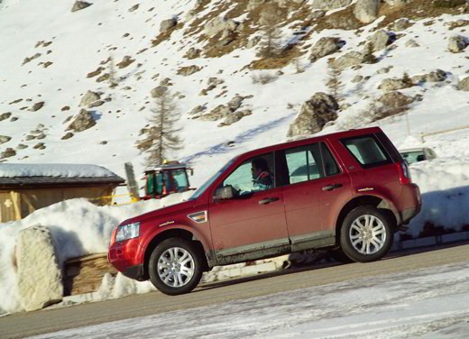 Land Rover nuova Freelander – Test Drive - Foto 44 di 47