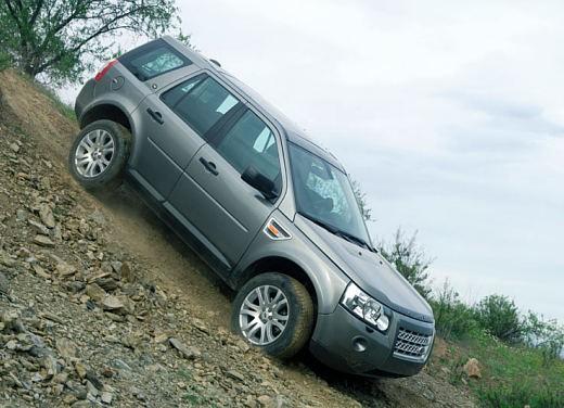 Land Rover nuova Freelander – Test Drive - Foto 24 di 47