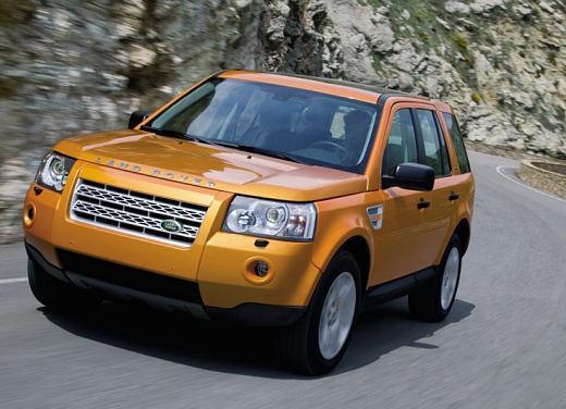Land Rover nuova Freelander – Test Drive - Foto 25 di 47