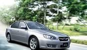 Ultimissime: Subaru Legacy 2007