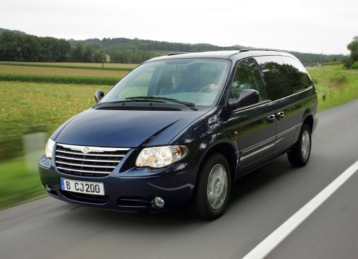 Ultimissime: Chrysler Voyager e Grand Voyager 2007