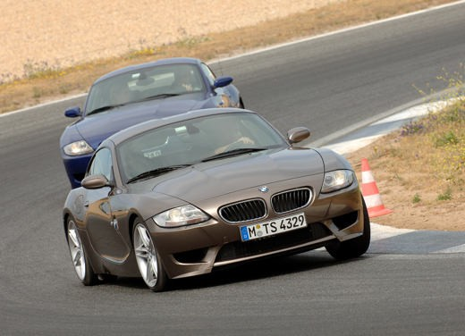 bmw z4 m coupe. BMW Z4 M Coupé – Test Drive