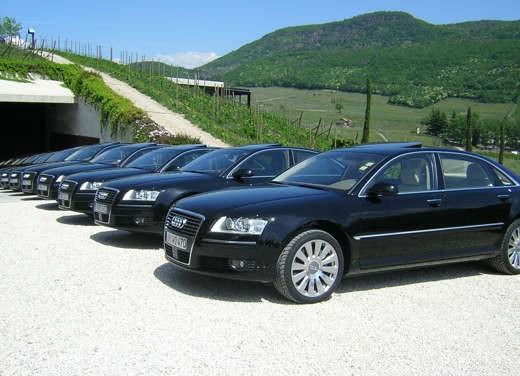 Auto blu: al nuovo governo Monti piacciono italiane - Foto 16 di 16