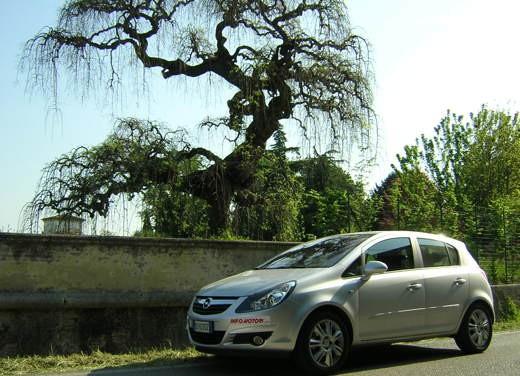 Opel Corsa provata a lungo lungo le strade del Veneto e del Nord Italia con grande soddisfazione