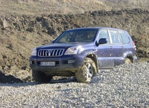 Toyota Land Cruiser: Test Drive - Foto 7 di 9