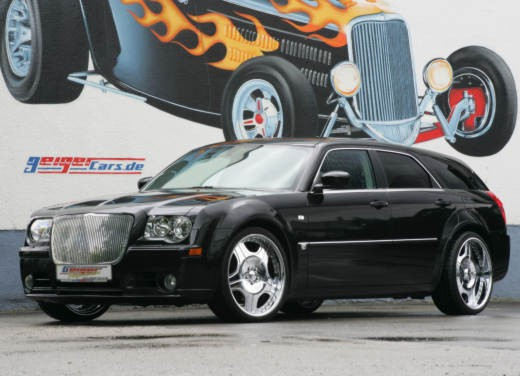 Chrysler 300C SRT8 Touring by GeigerCars
