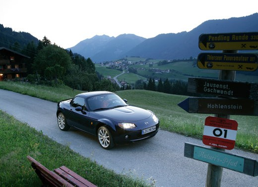 Mazda MX-5 Roadster Coupè – Long Test Drive - Foto 4 di 68