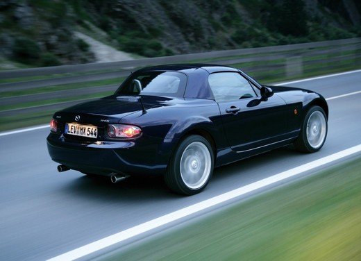 Mazda MX-5 Roadster Coupè – Long Test Drive - Foto 6 di 68