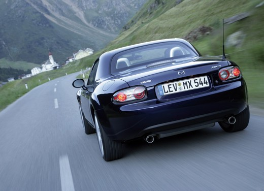 Mazda MX-5 Roadster Coupè – Long Test Drive - Foto 7 di 68