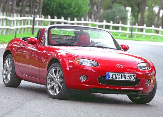Mazda MX-5 Roadster Coupè – Long Test Drive - Foto 20 di 68