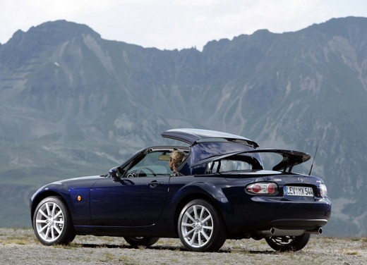 Mazda MX-5 Roadster Coupè – Long Test Drive - Foto 54 di 68