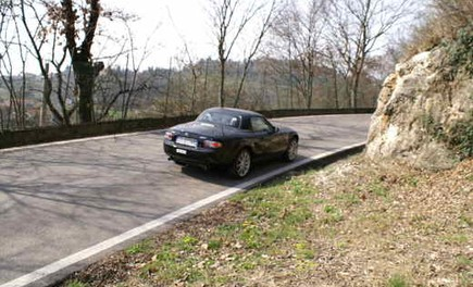 Mazda MX-5 Roadster Coupè – Long Test Drive - Foto 61 di 68