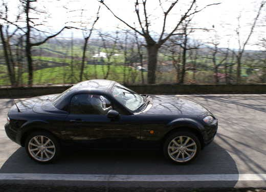 Mazda MX-5 Roadster Coupè – Long Test Drive - Foto 62 di 68