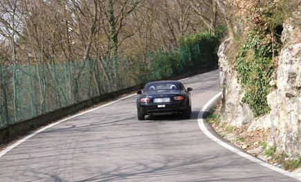 Mazda MX-5 Roadster Coupè – Long Test Drive - Foto 42 di 68