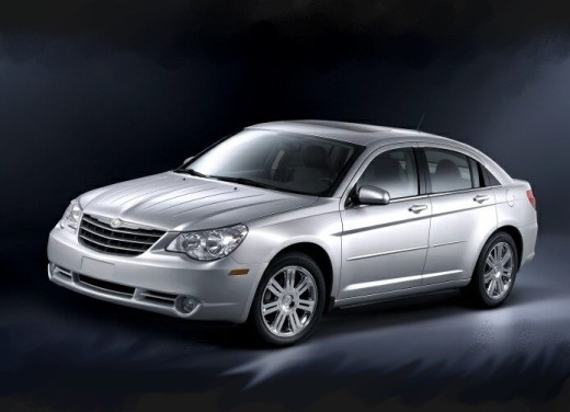 Chrysler Sebring – Long Test Drive