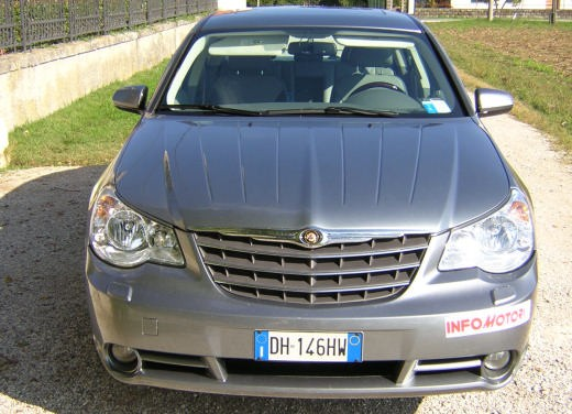 Chrysler Sebring – Long Test Drive - Foto 18 di 34