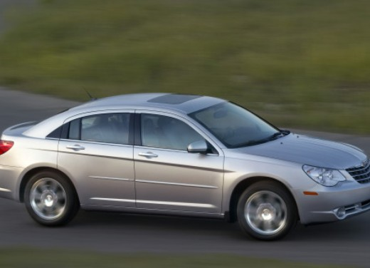 Chrysler Sebring – Long Test Drive - Foto 25 di 34