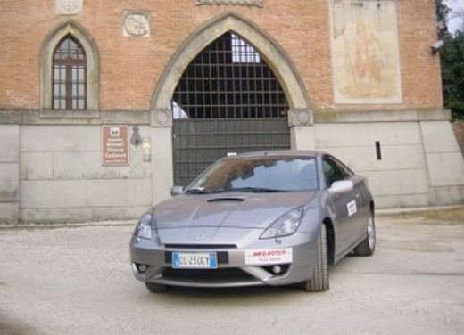 Toyota Celica TS: Test Drive