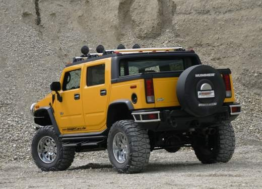 Ultimissime: Hummer H2 Hannibal by GeigerCars - Foto 5 di 7