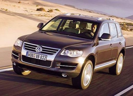Volkswagen Touareg – Test Drive Video - Foto 2 di 29