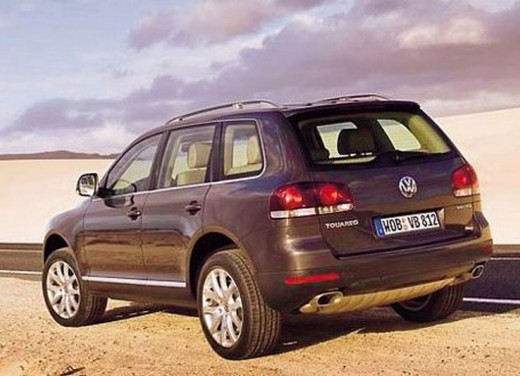 Volkswagen Touareg – Test Drive Video - Foto 4 di 29