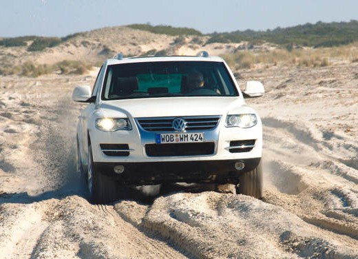 Volkswagen Touareg – Test Drive Video - Foto 8 di 29