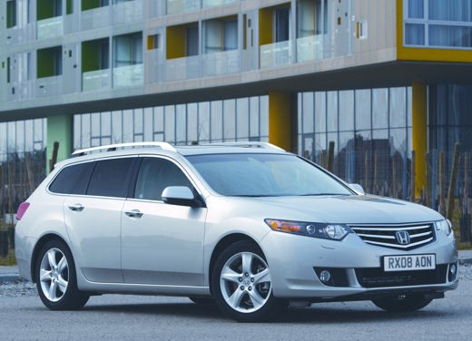 Honda Accord Tourer 2.2 i-Dtec – Long Test Drive - Foto 8 di 25