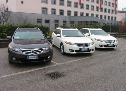 Honda Accord Tourer 2.2 i-Dtec – Long Test Drive - Foto 13 di 25