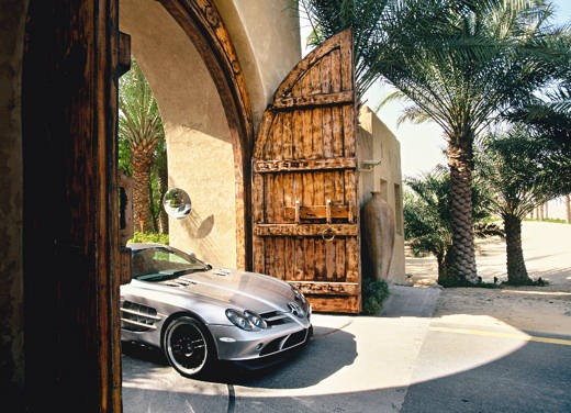 Mercedes SLR 722 Test Drive Report Video - Foto 25 di 29