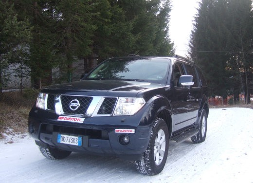 Nissan Pathfinder – Long Test Drive - Foto 2 di 61