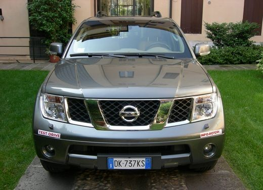 Nissan Pathfinder – Long Test Drive