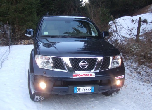 Nissan Pathfinder – Long Test Drive - Foto 5 di 61