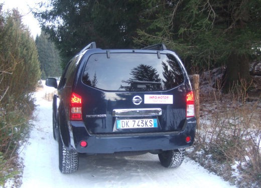 Nissan Pathfinder – Long Test Drive - Foto 6 di 61
