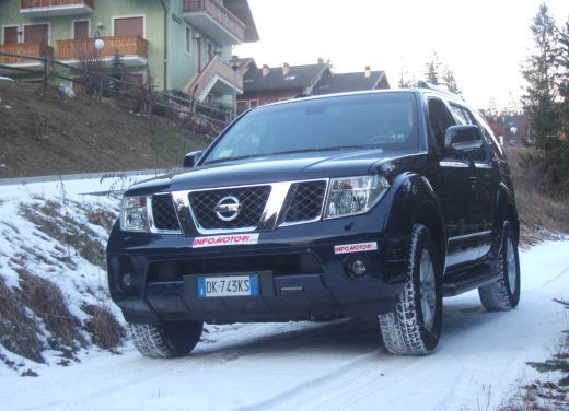 Nissan Pathfinder – Long Test Drive - Foto 7 di 61