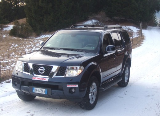 Nissan Pathfinder – Long Test Drive - Foto 9 di 61