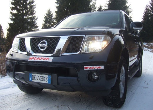 Nissan Pathfinder – Long Test Drive - Foto 12 di 61