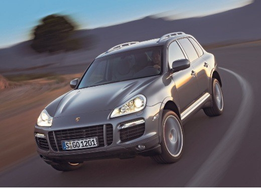 Porsche Cayenne Turbo – Long Test Drive - Foto 5 di 57