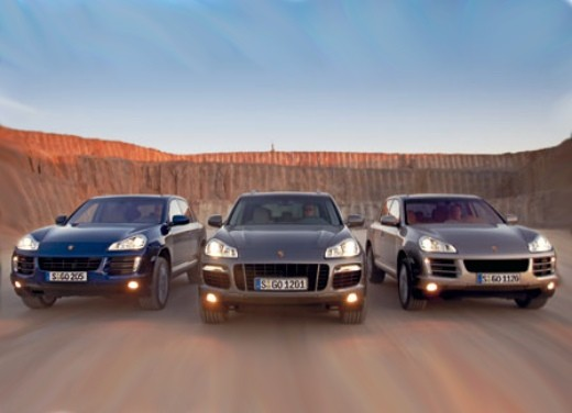Porsche Cayenne Turbo – Long Test Drive - Foto 10 di 57