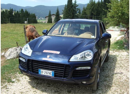 Porsche Cayenne Turbo – Long Test Drive - Foto 57 di 57