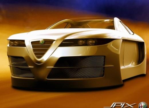 Alfa Romeo Spix Concept - Foto 2 di 3