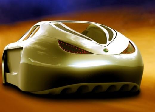 Alfa Romeo Spix Concept - Foto 3 di 3