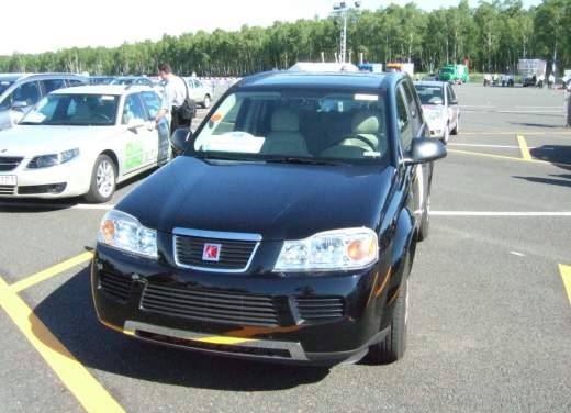 Saturn Vue Green Line – Test Drive - Foto 2 di 12