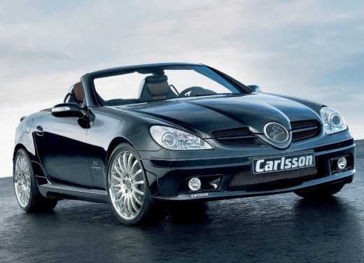 Mercedes SLK 350 by Carlsson - Foto 1 di 8