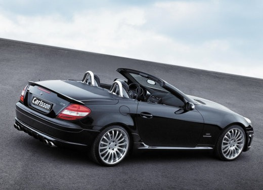 Mercedes SLK 350 by Carlsson - Foto 2 di 8