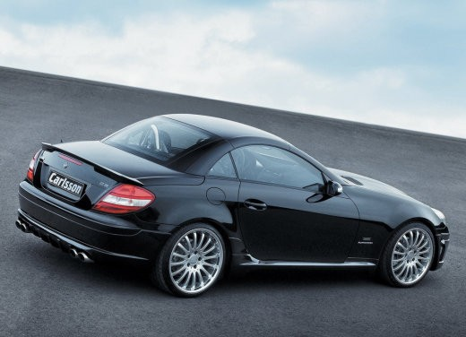 Mercedes SLK 350 by Carlsson - Foto 3 di 8