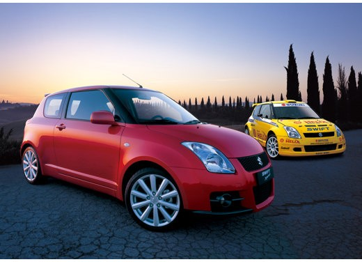 Suzuki Swift Sport – Test Drive - Foto 1 di 31